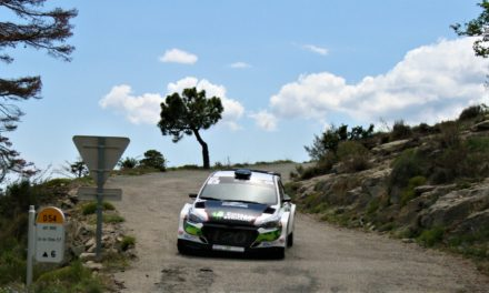 Il TER –  Tour European Rally sbarca ad Antibes per la seconda gara del 2018