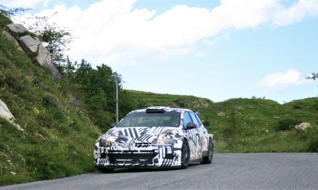Wrc: al Rally di Spagna l'esordio della nuova Volkswagen Polo GTI R5