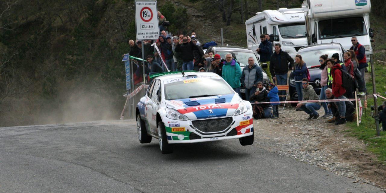 Rallye di Sanremo 2018 – Poker di Paolo Andreucci