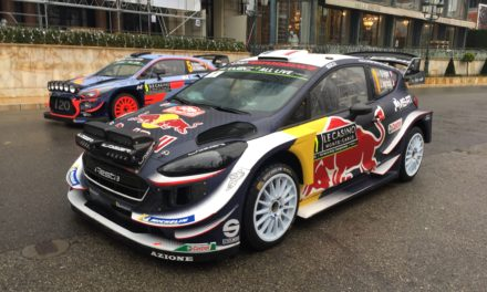 Le WRC PLUS 2018 in versione Night Fanalate