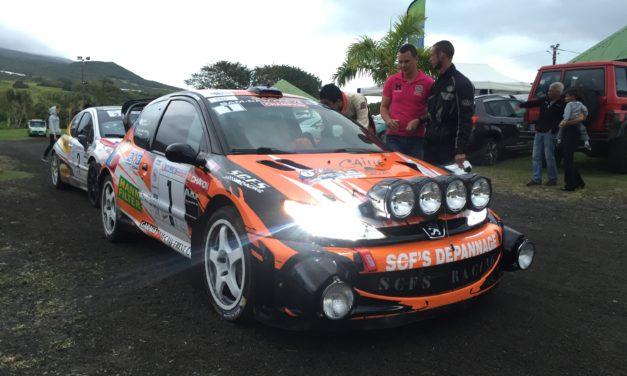 Rally dall'altra parte del mondo – Isola de La Reunion – Rallye National de Bourbon 2016