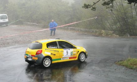 Rallye Escarene 2015 – Una vittoria italiana in terra francese con Fabio Andolfi