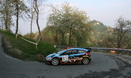 Rally Valli Cuneesi 2018: Alessandro Gino fa il bis