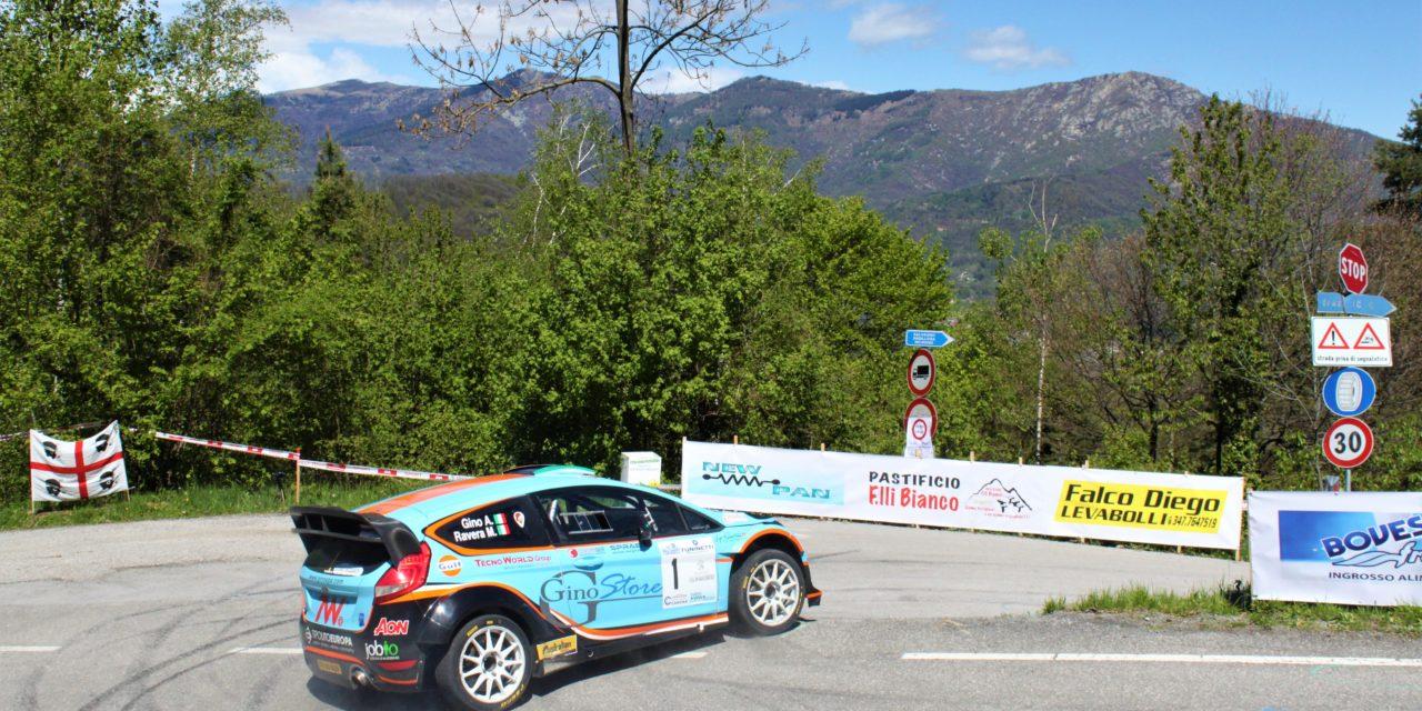 La Fiesta WRC di Alessandro Gino