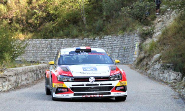 Rallye de la Vesubie sulle strade del Montecarlo