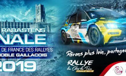 La Finale della Coppa di Francia di Rallye: 17 – 20 ottobre 2019