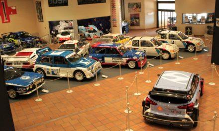 Museo dell'Automobile di Montecarlo: le migliori auto da Rally