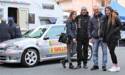 Coppie Vincenti alla Ronde della Val Merula: padri e figlie da corsa