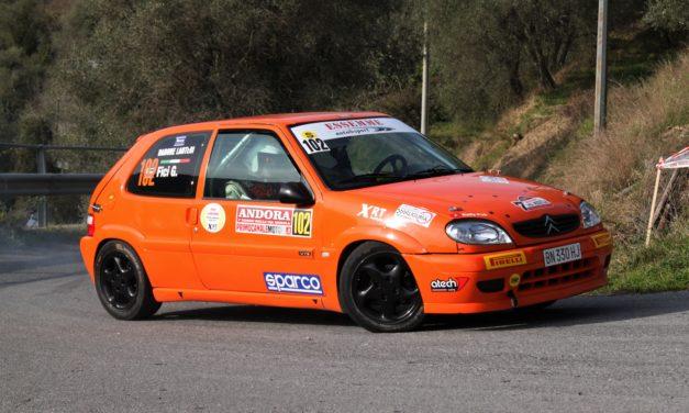Rally della Lantena: Alfieri e Regine targati XRT Scuderia all'assalto del Castello di Santo Stefano d'Aveto