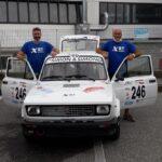 XRT Scuderia verso la Mole Antonelliana: Storica Trasferta piemontese