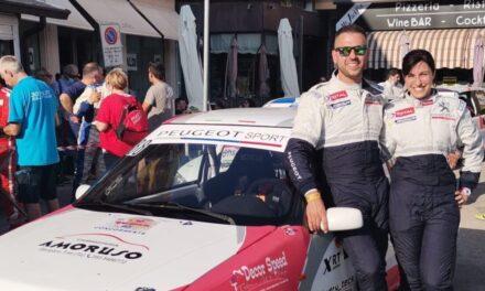 Nei Vigneti Monferrini sono arrivati Sandro e Raimondo Vianello dei Rally