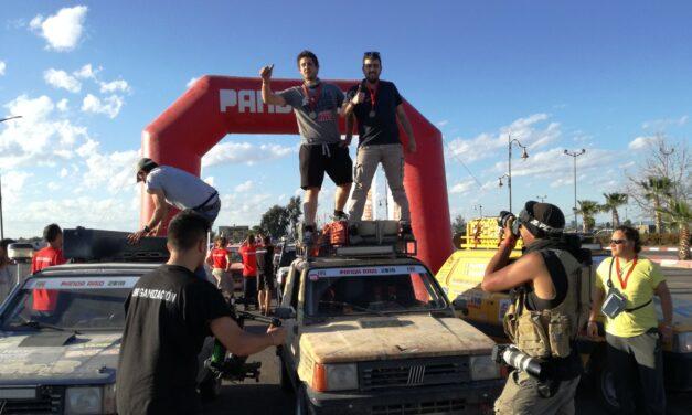 Tre equipaggi in partenza da Sanremo per il Panda Raid 2021